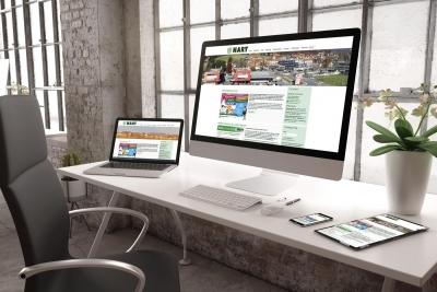 Hart bei Graz, Referenz Dieter Biernat, Webdesign Graz