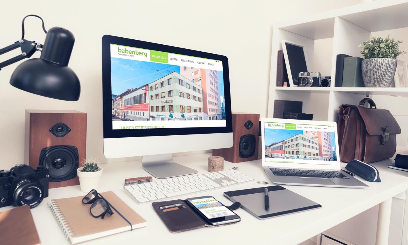 Webdesign Graz: perfect:net, SHBG